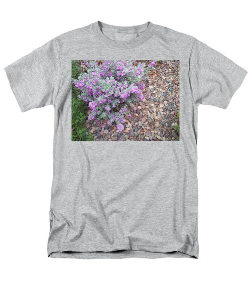 Men's T-Shirt  (Regular Fit) featuring the painting Blooms by Mordecai Colodner