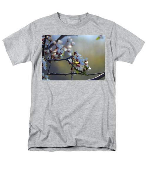 Blossoms Men's T-Shirt  (Regular Fit) by Betty-Anne McDonald