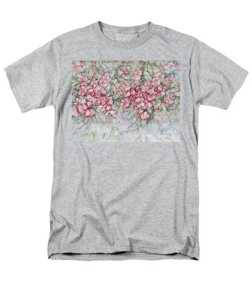 Blossoms Men's T-Shirt  (Regular Fit) by Kim Tran