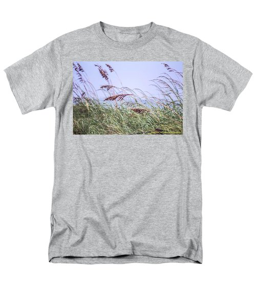 Blowing In The Wind Men's T-Shirt  (Regular Fit) by Nance Larson