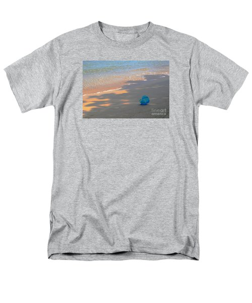 Men's T-Shirt  (Regular Fit) featuring the photograph Blue Bucket by Jeanette French
