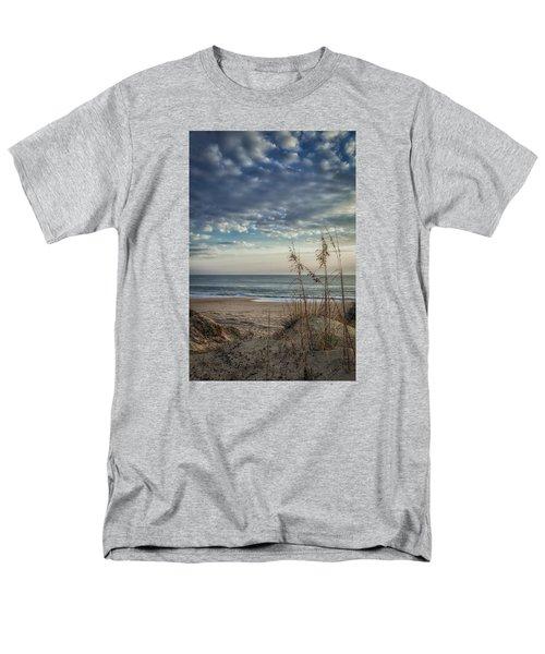 Blue Morning Men's T-Shirt  (Regular Fit) by David Cote
