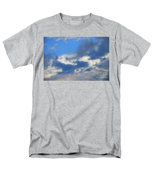 Blue Two Men's T-Shirt  (Regular Fit) by Jesse Ciazza