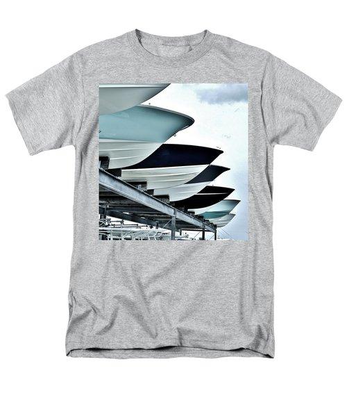 Boatyard, Tiki 52 Men's T-Shirt  (Regular Fit) by John Wartman