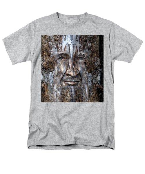 Bobby Smallbriar Men's T-Shirt  (Regular Fit) by Rick Mosher