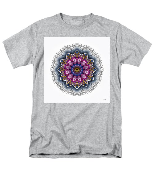 Boho Star Men's T-Shirt  (Regular Fit) by Mo T
