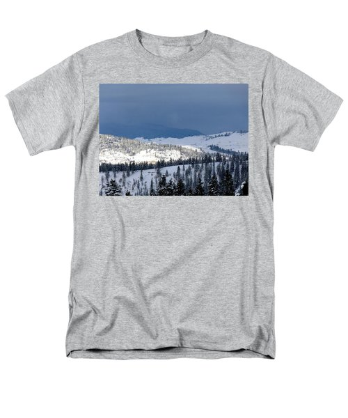 Men's T-Shirt  (Regular Fit) featuring the photograph Bright Patch Of Sunshine by Will Borden