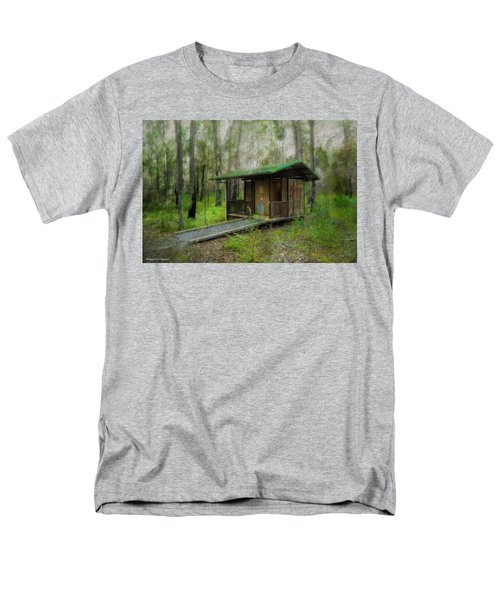 Brimbin Nature Reserve 01 Men's T-Shirt  (Regular Fit) by Kevin Chippindall