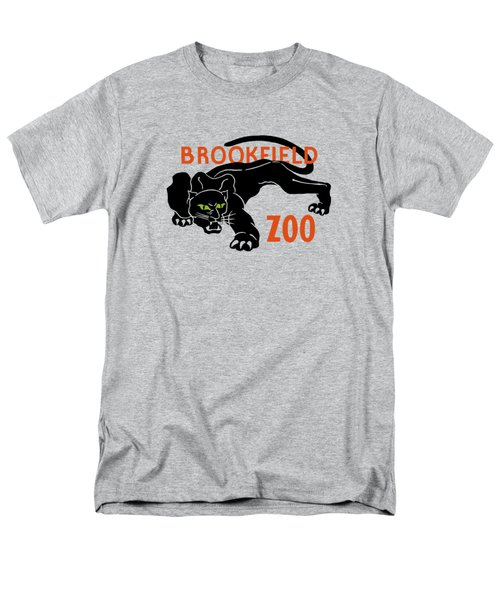 Brookfield Zoo Wpa Men's T-Shirt  (Regular Fit)