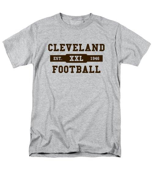 Browns Retro Shirt Men's T-Shirt  (Regular Fit) by Joe Hamilton