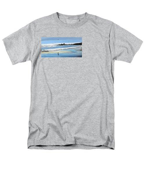 Bull Beach 2 Men's T-Shirt  (Regular Fit)