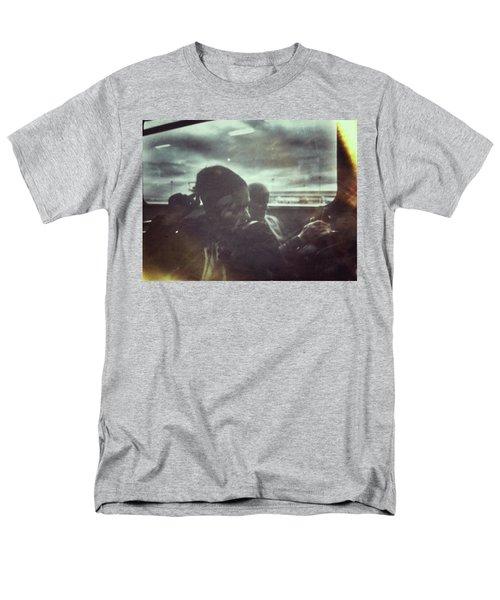 Bus Lady Men's T-Shirt  (Regular Fit)
