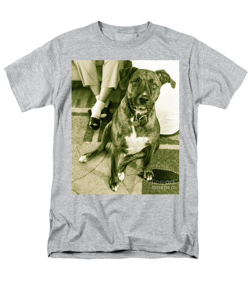 Men's T-Shirt  (Regular Fit) featuring the photograph Caeser 6 by Robin Coaker