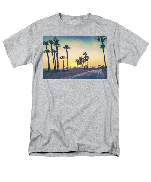 Cali Sunset Men's T-Shirt  (Regular Fit) by Az Jackson