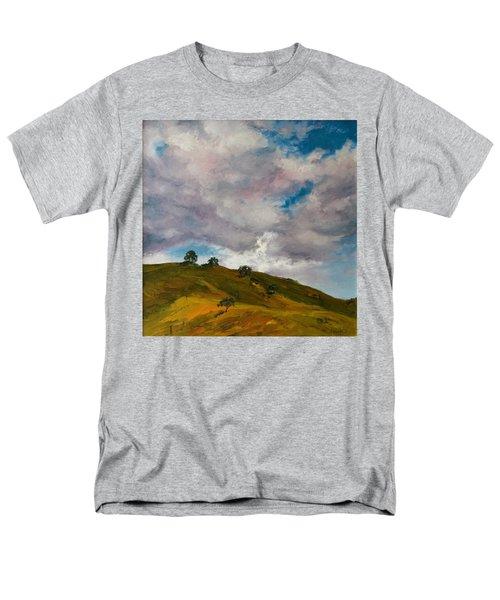 California Hills Men's T-Shirt  (Regular Fit) by Rick Nederlof