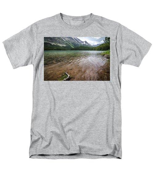 Calm Waters Men's T-Shirt  (Regular Fit)