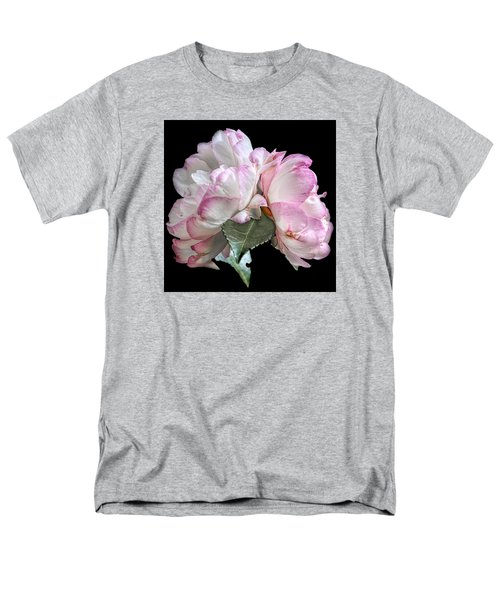 Men's T-Shirt  (Regular Fit) featuring the photograph Camelia by Susi Stroud