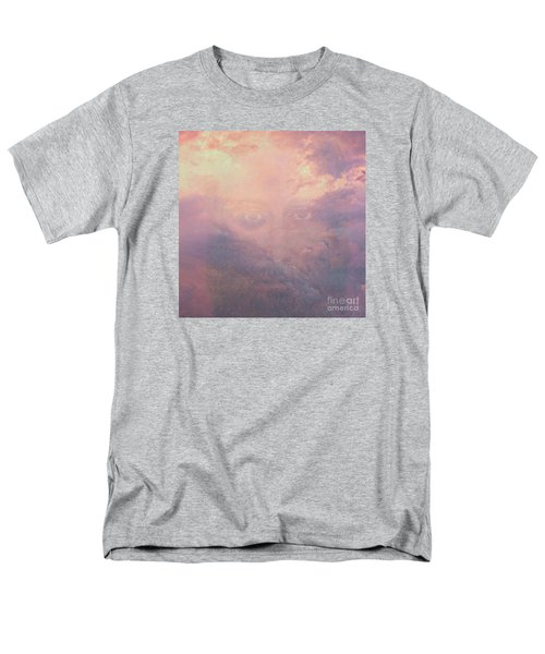 Can You See Him? Men's T-Shirt  (Regular Fit) by Mindy Bench