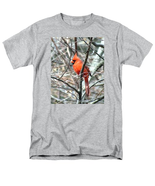 Cardinal 2 Men's T-Shirt  (Regular Fit) by George Jones