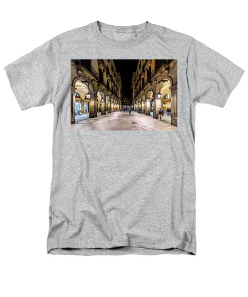 Carrer De Colom Men's T-Shirt  (Regular Fit) by Randy Scherkenbach