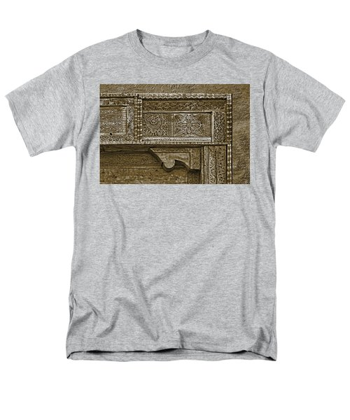 Carving - 4 Men's T-Shirt  (Regular Fit) by Nikolyn McDonald