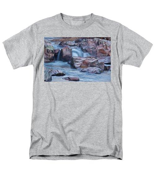 Caster River Shut-in Men's T-Shirt  (Regular Fit) by Robert Charity