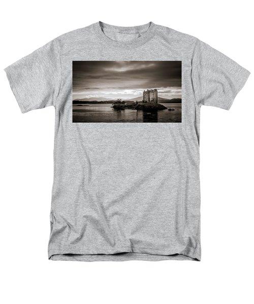 Castle Stalker 1 Men's T-Shirt  (Regular Fit) by Niels Nielsen