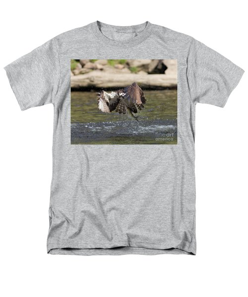 Catch Of The Day Men's T-Shirt  (Regular Fit) by Ursula Lawrence