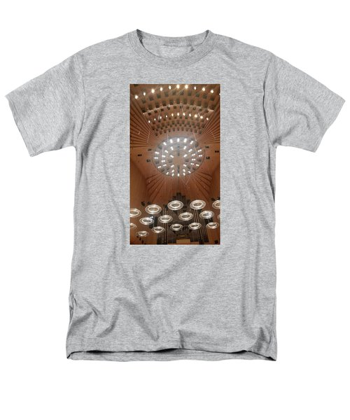 Ceiling Of Syndey Opera House Symphony Hall Men's T-Shirt  (Regular Fit) by Bev Conover