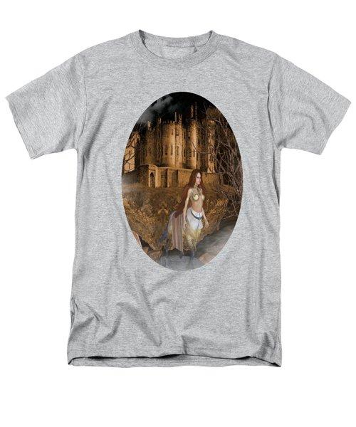 Centaur Castle Men's T-Shirt  (Regular Fit)