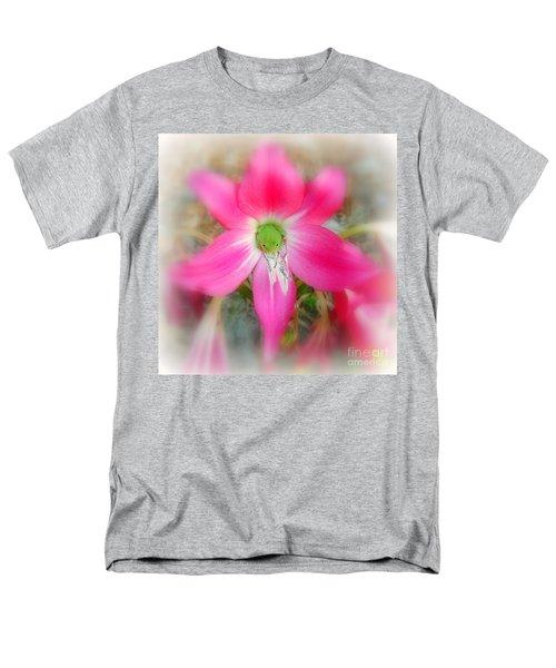 Center Attraction Men's T-Shirt  (Regular Fit) by Myrna Bradshaw