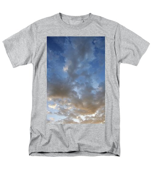Men's T-Shirt  (Regular Fit) featuring the photograph Central Coast Clouds 1 by Michael Rock