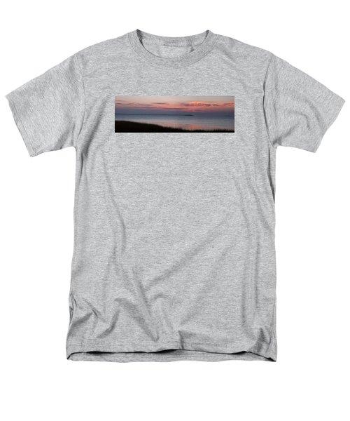 Men's T-Shirt  (Regular Fit) featuring the photograph Charleston Bay by Allen Carroll