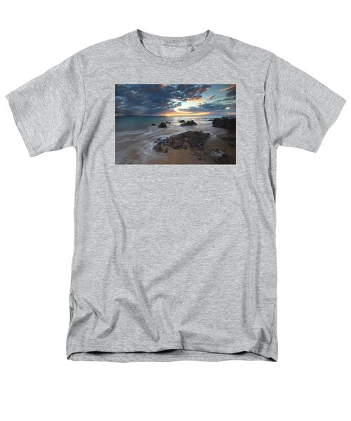 Charlie Young Sunset Men's T-Shirt  (Regular Fit) by James Roemmling