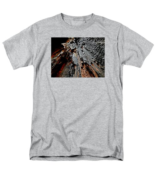 Charred Cedar Men's T-Shirt  (Regular Fit)