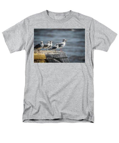 Choir Practice Men's T-Shirt  (Regular Fit) by Ray Congrove