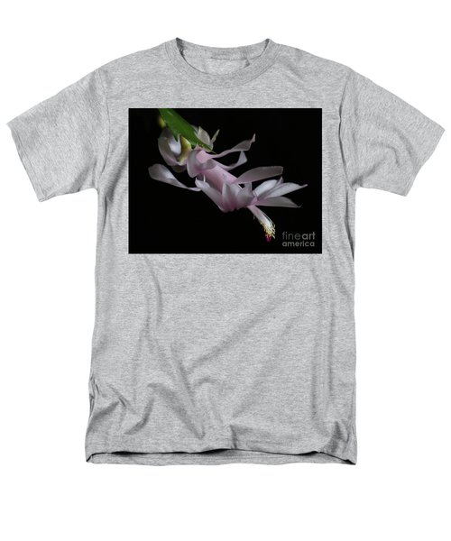 Christmas Cactus Men's T-Shirt  (Regular Fit) by Marty Fancy