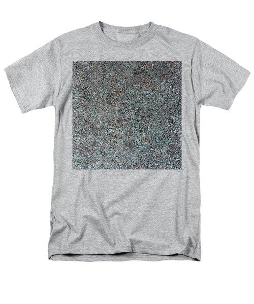Chrome Mist Men's T-Shirt  (Regular Fit) by Alan Casadei