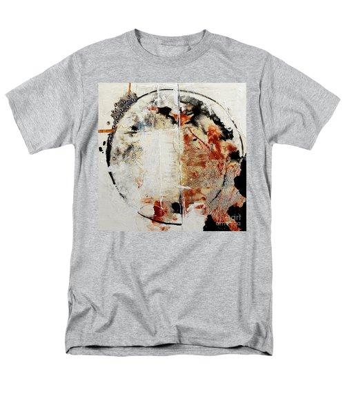 Circles Of War Men's T-Shirt  (Regular Fit) by Gallery Messina