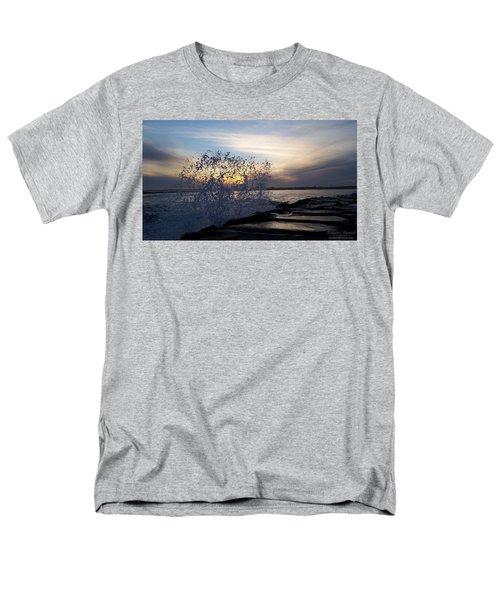 Circling Sunset Men's T-Shirt  (Regular Fit)