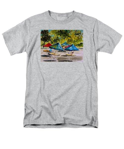 City Cafe Men's T-Shirt  (Regular Fit) by John Williams
