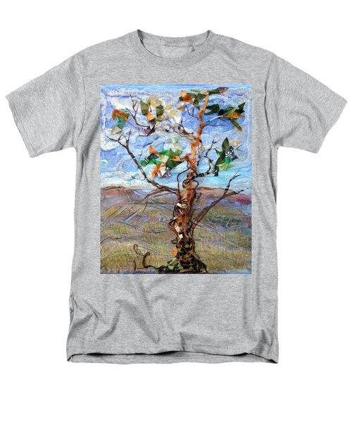 Clarity Men's T-Shirt  (Regular Fit) by Regina Valluzzi