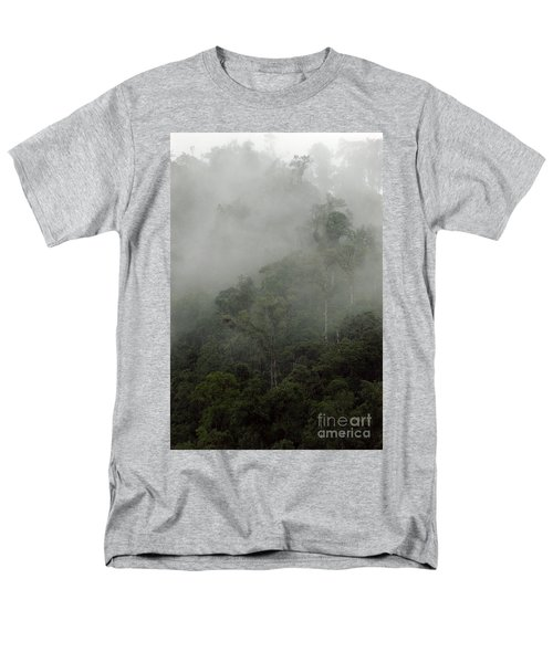 Cloud Forest Men's T-Shirt  (Regular Fit) by Kathy McClure
