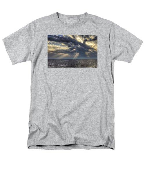 Clouds Men's T-Shirt  (Regular Fit) by John Swartz