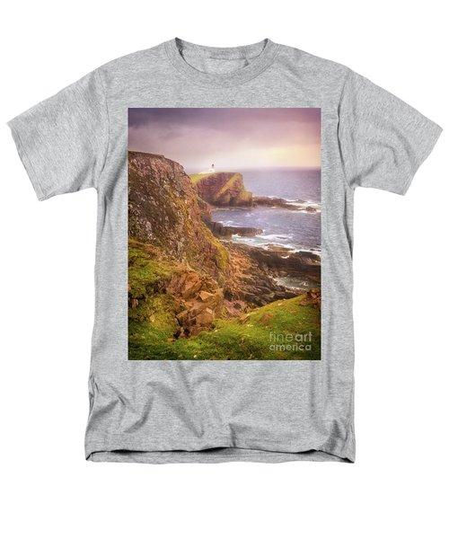 Coastal Walks IIi Men's T-Shirt  (Regular Fit) by Maciej Markiewicz