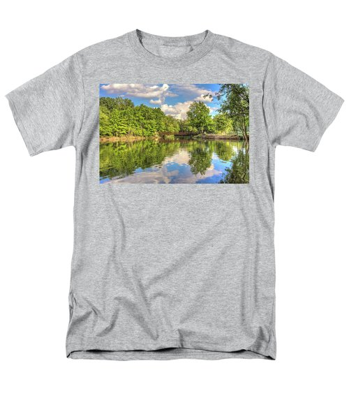 Men's T-Shirt  (Regular Fit) featuring the photograph Coe Lake by Brent Durken