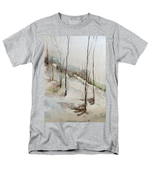 Colorado Morning Men's T-Shirt  (Regular Fit) by Robin Miller-Bookhout