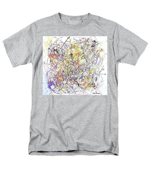 Colorful Blog Men's T-Shirt  (Regular Fit) by Lisa Kaiser