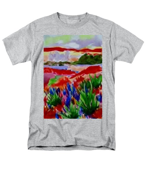 Men's T-Shirt  (Regular Fit) featuring the painting Colorful by Jamie Frier