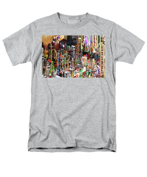 Colorful Space Men's T-Shirt  (Regular Fit) by Arik Baltinester